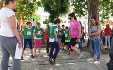 El Centro de Día y el colegio Gregoria Collado celebran un encuentro intergeneracional