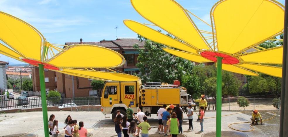 Realizan una campaña de prevención de incendios forestales