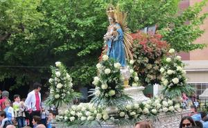 Madrid celebra la festividad de la Virgen del Salobrar, Patrona de Jaraíz