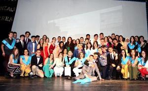 El instituto celebra la gala de graduación