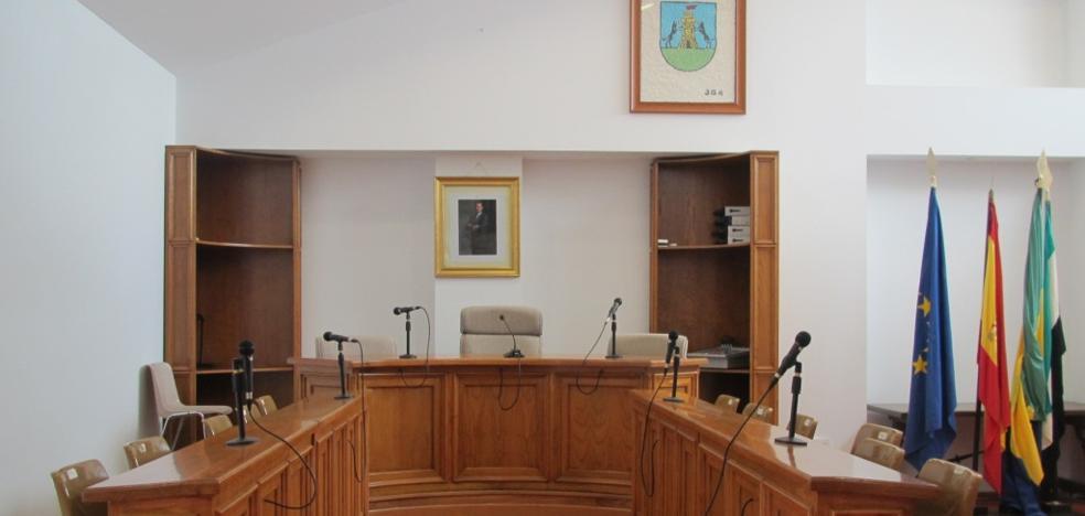Todo preparado para la constitución del Ayuntamiento y elección del alcalde