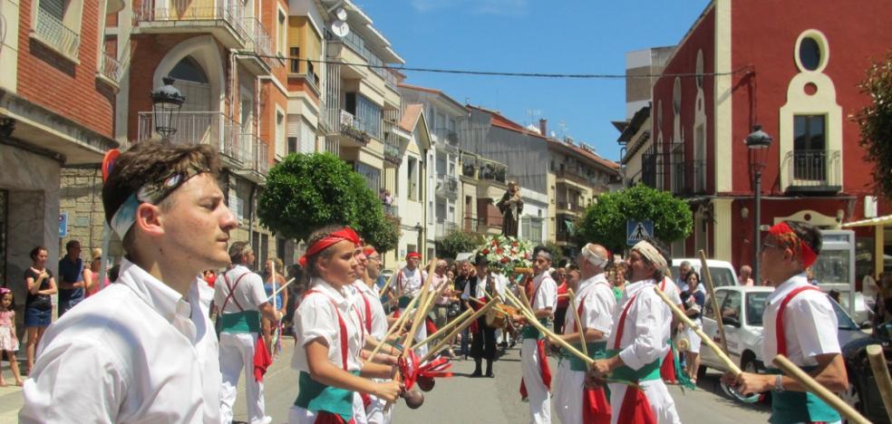 Comienzan los festejos en honor de San Antonio de Padua
