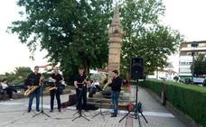 El Ayuntamiento lleva la música al parque-mirador Los Bolos