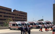 Cruz Roja Jaraíz estrena una ambulancia de soporte vital básico
