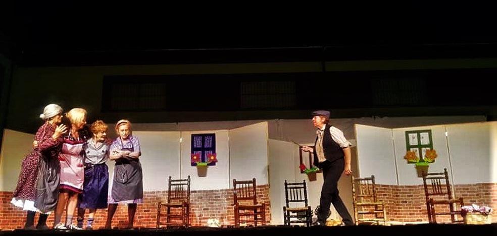 Hoy, teatro a cargo de Mujer Jaraiceña