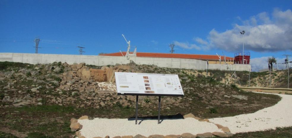 Aniversario del descubrimiento del dolmen Lámoina I