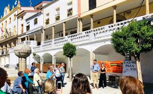 Encuentro para la prevención del suicidio convocado por el Ayuntamiento