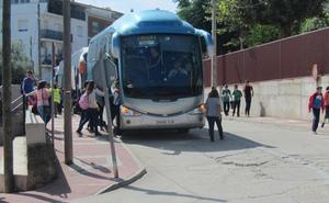 Transporte escolar gratuito para cursar los ciclos formativos en el Gonzalo Korreas