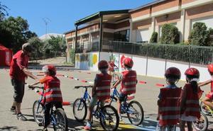 La escuela de ciclismo abre el plazo de inscripciones para el curso 2019-2020