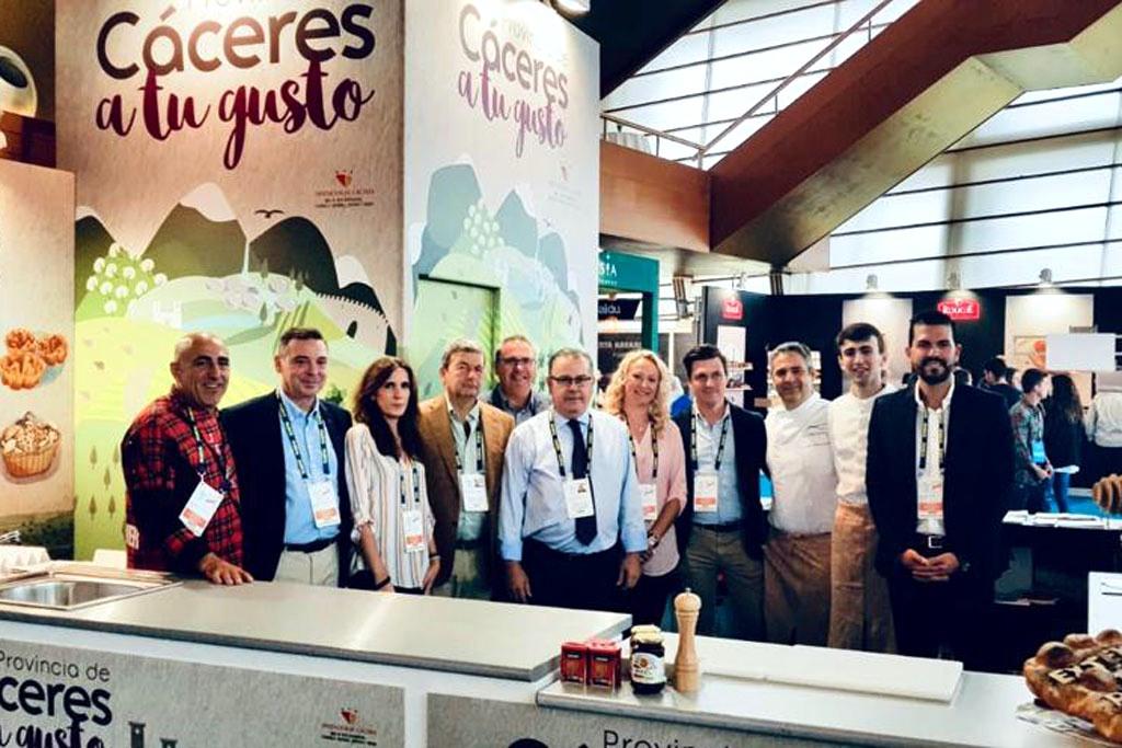 San Sebastián Gastronomika 2019 sabe a pimentón de la Vera