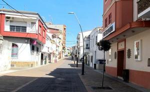 El Ayuntamiento penaliza a la empresa que pavimentó la avenida de Yuste por no cumplir los plazos