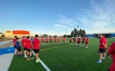 El Jaraíz comienza la temporada con los entrenamientos