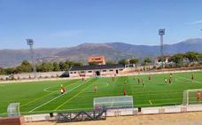 Primer partido de la temporada del Jaraíz en el polideportivo municipal