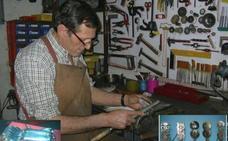 Miguel Rodríguez, el escultor jaraiceño de las pequeñas figuras de hierro