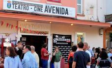El teatro-cine Avenida estrena temporada hoy con el filme 'Carlos V en Yuste: su último viaje'