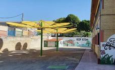 El colegio Ejido se queda sin espacio por el aumento de alumnos