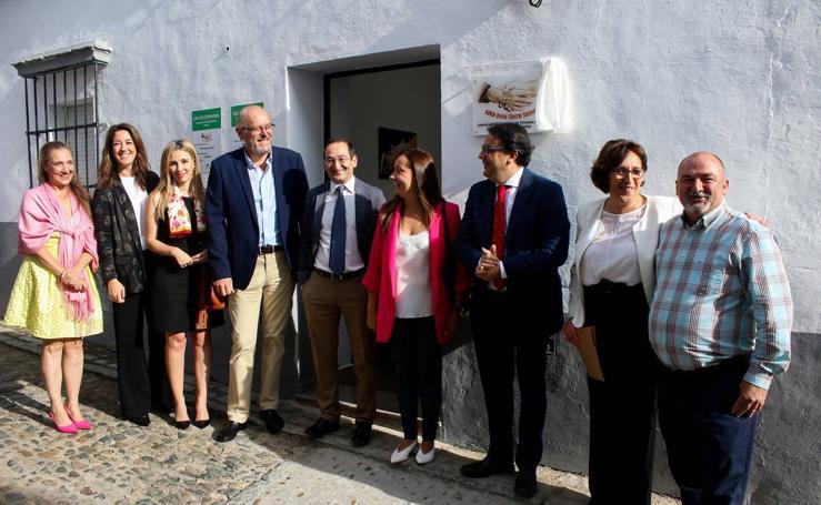 AFAD Jerez Sierra Suroeste da las gracias a quienes la han hecho posible