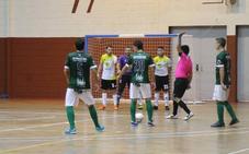 El Jerez Futsal, dispuesto a seguir sumando hoy ante el Cádiz Virgili