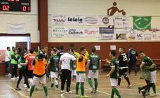 El Jerez Futsal coge vuelo con otra gran victoria en casa