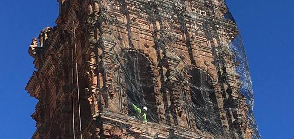 Las obras para la restauración de la torre de San Miguel comenzarán este mes de noviembre