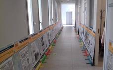 Mañana, último día para visitar la exposición 'Mirando al futuro' en el Centro Integral de Desarrollo 'Sierra Suroeste'