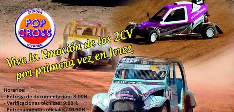 Toda la emoción este domingo en el Circuito municipal 'Joaquín Pastelero' con el 37 Autocross Ciudad de Jerez