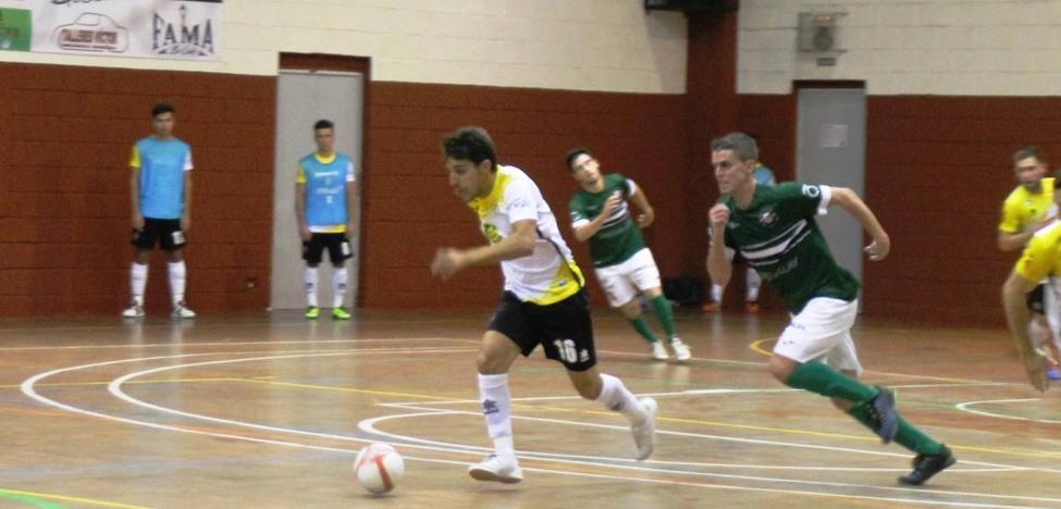 El Jerez Futsal tiene hoy partidazo ante el África Ceutí, uno de los favoritos de su Grupo