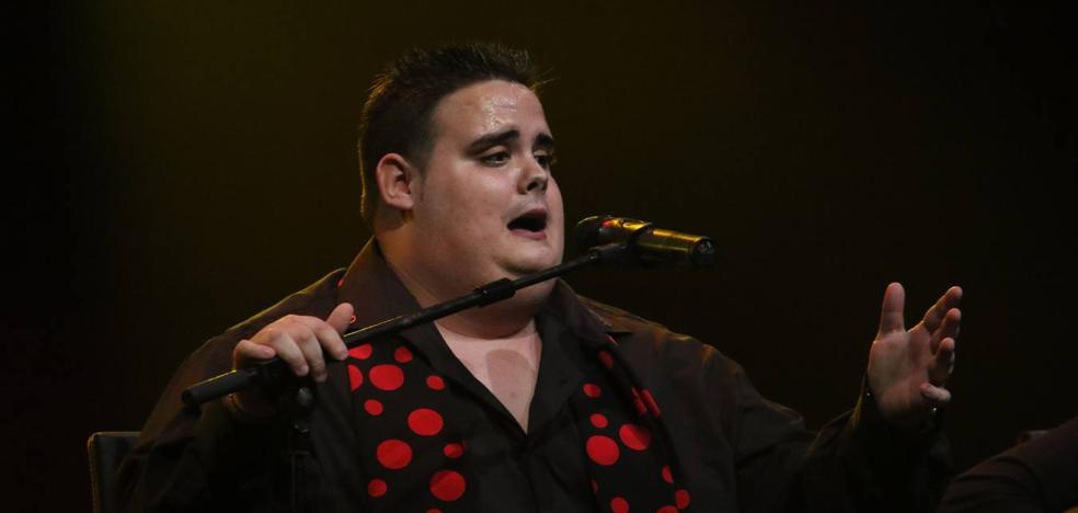 José Antonio Bermejo, voz de oro del Festival de la Canción de Extremadura 2018