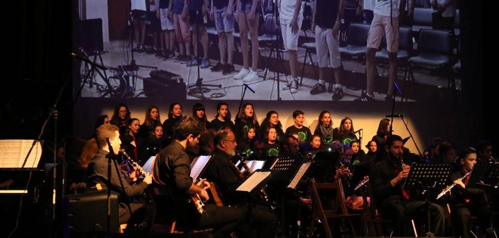 El Conciertazo propone, este domingo, música y solidaridad