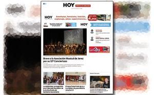 HOY Jerez renueva su web