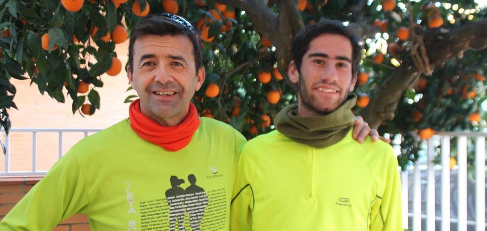 «Para Manuel lo que está consiguiendo como atleta es una manera de crecer y de formarse como persona»