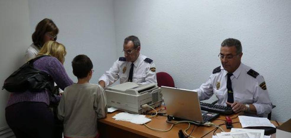 El equipo de la Policía Nacional para la renovación del DNI estará en Jerez del 11 al 15 de febrero