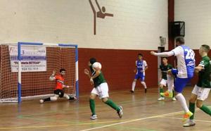 El Jerez Futsal quiere empezar el año como lo terminó, con victoria