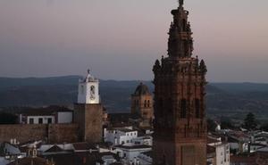El frío deja mínimas de hasta 4 grados bajo cero en Extremadura