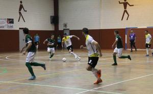 El Jerez Futsal cae ante el Xerez pese a vaciarse en la cancha