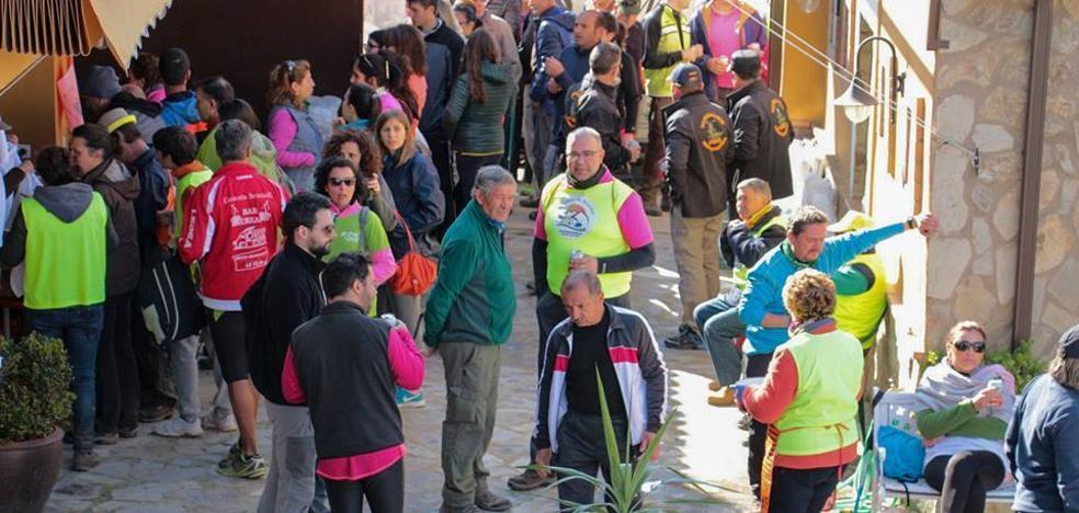 Brovales se dispone a triplicar su población con la IV Ruta senderista inclusiva 'El Paraíso de Brovales '