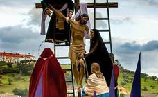 El 'Descendimiento de la Cruz' anuncia la Semana Santa 2019 de Jerez