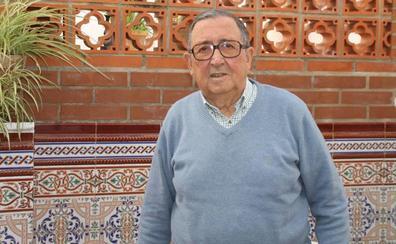 «En los primeros partidos, los jugadores se vestían en la Seat de Narciso Gutiérrez «Curri«»