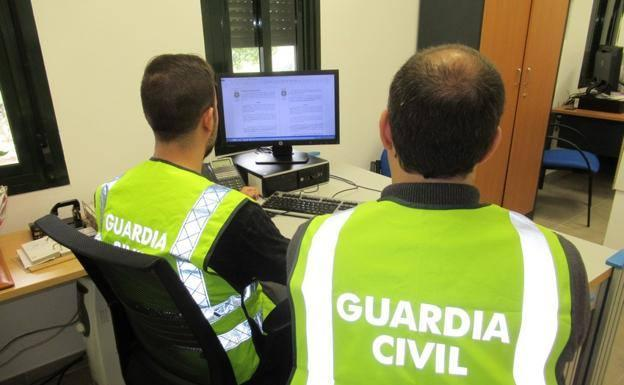Guardia Civil. /HOY