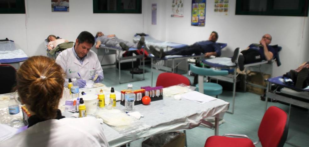 La 1ª campaña del año para la donación de sangre en Jerez aporta 254 bolsas
