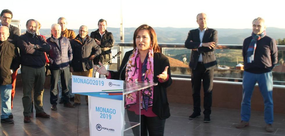 Francisca Rosa, dispuesta a ganar las elecciones en Jerez, ocho años después