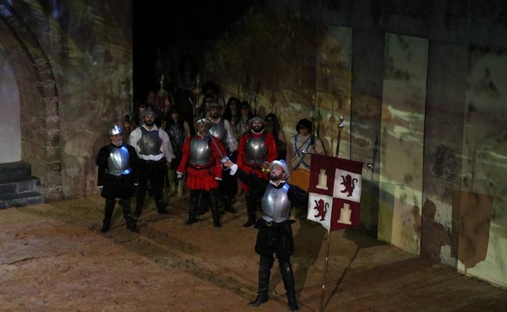 La obra teatral 'Balboa, la llave de la última frontera' homenajea a Vasco Núñez de Balboa