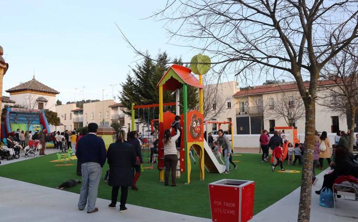 Un nuevo parque en el entorno de la Plaza de Toros