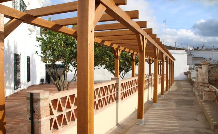 Jerez inaugura el 'Mirador de San Agustín'