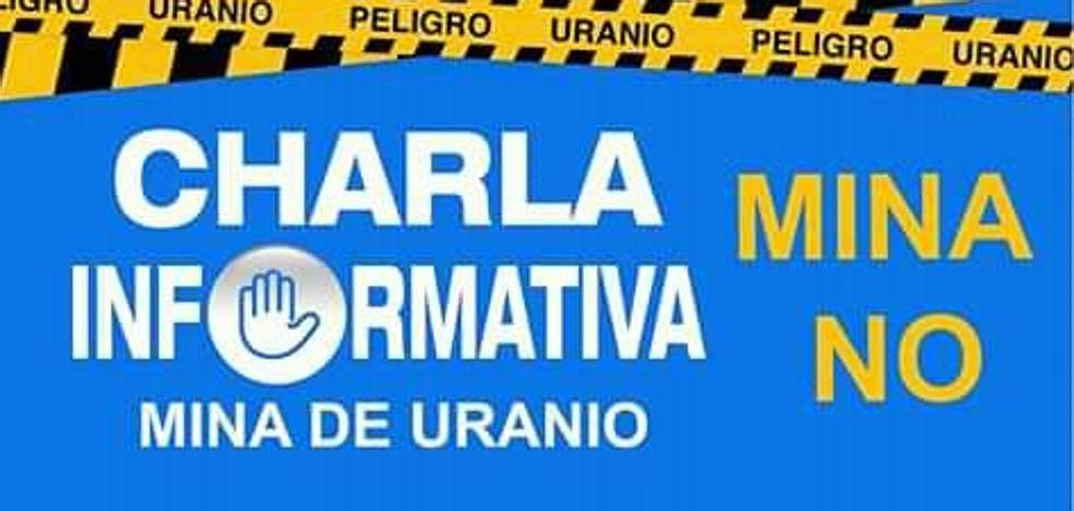 Jerez acoge este martes una charla informativa sobre la mina de uranio
