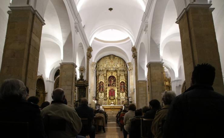 La Iglesia de San Bartolomé reabre sus puertas tras varios meses de restauración