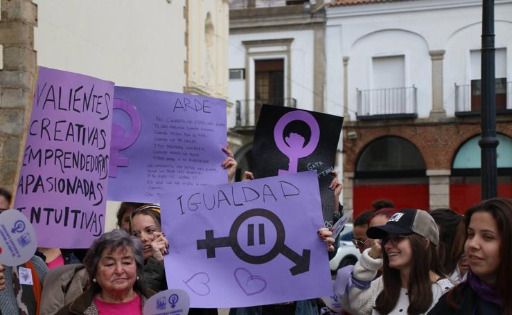 Jerez conmemora el Día Internacional de la Mujer
