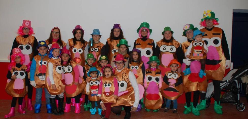 La Bazana, Brovales y Valuengo celebran la fiesta del Carnaval este fin de semana