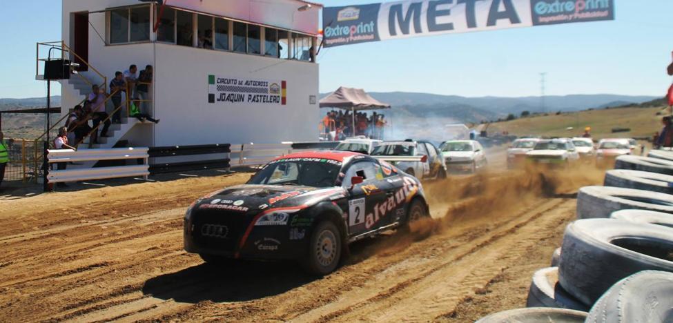La emoción del motor regresa este domingo con el 38 Autocross Ciudad Jerez de los Caballeros