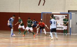 El Jerez Futsal busca hoy prolongar su estado de gracia ante el Carmonense